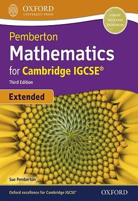 Pemberton Mathematics for Cambridge IGCSE | Sue Pemberton | Oxford University Press