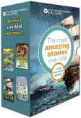 Oxford Children's Classics: World of Adventure set