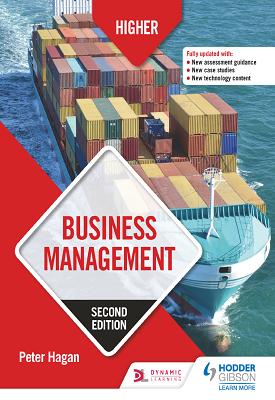 Higher Business Management - Second Edition | Peter Hagan | Hodder