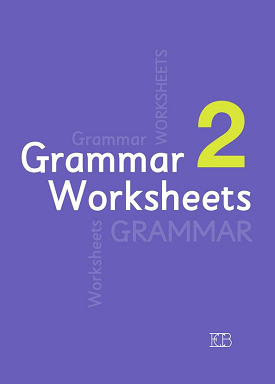 Grammar Worksheets 2, Foundation Level, Stage 3 | Ellen Zelenko | Eric Cohen Books