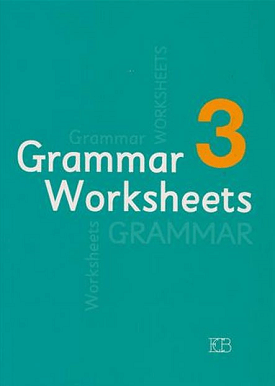 Grammar Worksheets 3, Intermediate Level, Stage 1 | Ellen Zelenko | Eric Cohen Books