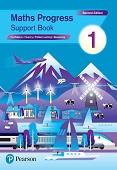 Maths Progress Support Book 1
