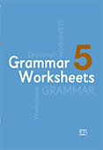 Grammar Worksheets 5 - Intermediate Level, Stage 3