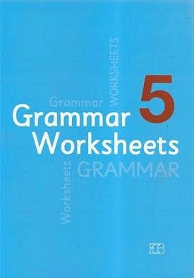 Grammar Worksheets 5 - Intermediate Level, Stage 3 | Ellen Zelenko | Eric Cohen Books