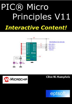 PIC Micro Principles V11   Clive W. Humphris   eptsoft