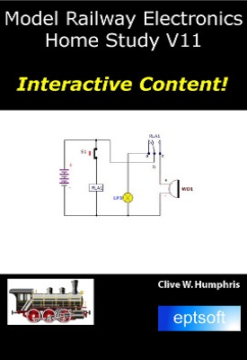 Model Railway Electronics V11 Home Study | Clive W. Humphris | eptsoft