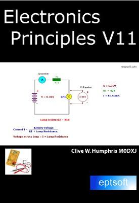 Electronics Principles V11 | Clive W. Humphris | eptsoft