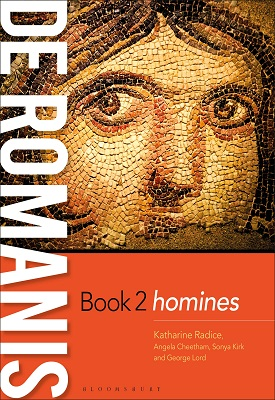 de Romanis Book 2 | Katharine Radice, Angela Cheetham, Sonya Kirk, George Lord | Bloomsbury
