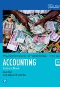 Pearson Edexcel International GCSE (9-1) Accounting SB