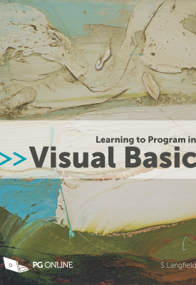 Learning to Program in Visual Basic | Sylvia Langfield | PG Online