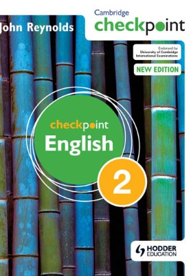 Cambridge Checkpoint English Student's Book 2 | John Reynolds | Hodder