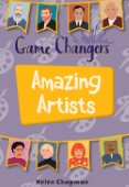 Reading Planet KS2 - Game-Changers: Amazing Artists - Level 6: Ju