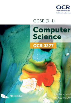 OCR GCSE (9-1) J277 Computer Science | S Robson, Pm Heathcote | PG Online