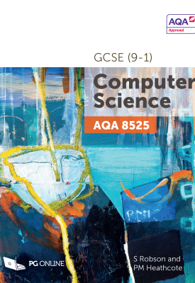 AQA GCSE (9-1) Computer Science 8525 | S Robson , Pm Heathcote | PG Online