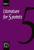 Literature for 5 Points- Option 1