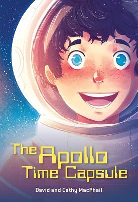 Reading Planet - The Apollo Time Capsule - Level 7: Fiction (Saturn) | David MacPhail | Hodder