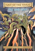 Reading Planet - Class of the Titans: Fire and Fury - Level 7: Fiction (Saturn)
