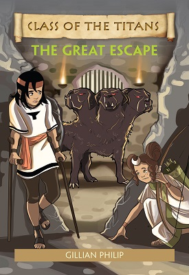 Reading Planet - Class of the Titans: The Great Escape - Level 6: Fiction (Jupiter) | Gillian Philip | Hodder