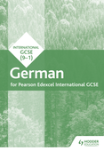 Pearson Edexcel International GCSE German Vocabulary Workbook