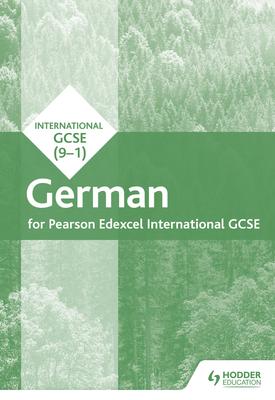 Pearson Edexcel International GCSE German Vocabulary Workbook | Alice Gruber | Hodder