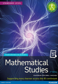 Pearson Baccalaureate Mathematical Studies 2nd edition