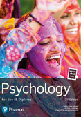 Pearson Baccalaureate Psychology 2nd Edition