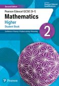 Pearson Edexcel GCSE (9-1) Mathematics Higher Student Book 2