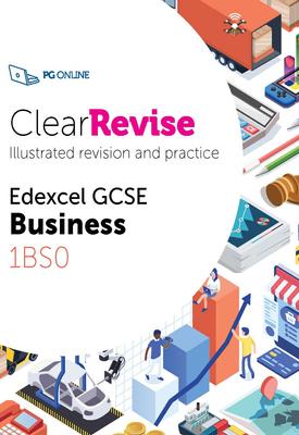 ClearRevise Edexcel GCSE Business 1BS0 | n/a | PG Online