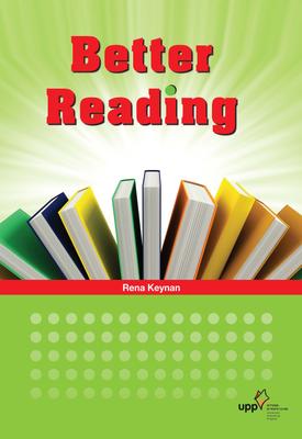 Better Reading | Rena Keynan | UPP