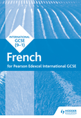 Pearson Edexcel International GCSE French Vocabulary Workbook