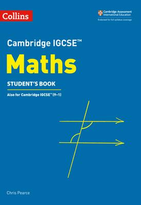 Cambridge IGCSE™ Maths Student's eBook | Chris Pearce | HarperCollins