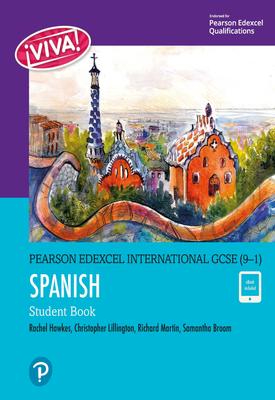 Pearson Edexcel International GCSE (9-1) Spanish Student Book ebook | Christopher Lillington ,Rachel Hawkes , Richard Martin | Pearson