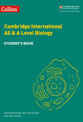 Cambridge International AS & A Level Biology Student's eBook | David Martindill, Michael Smyth, Mike Smith | HarperCollins