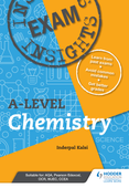 Exam Insights for A-level Chemistry