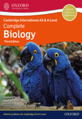 Cambridge International AS & A Level Complete Biology Student Book