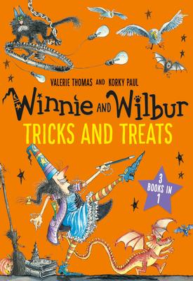 Winnie and Wilbur: Tricks and Treats | Valerie Thomas, Korky Paul | Oxford University Press