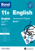 Bond 11+: Maths Assessment Papers Book 1 9-10 Years