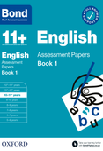 Bond 11+: English Assessment Papers Book 1 10-11 Years