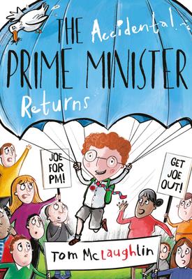 Accidental Prime Minister Returns   Tom McLaughlin   Oxford University Press