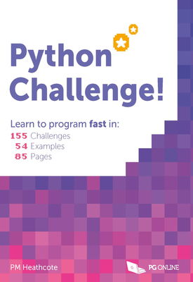 Python Challenge! | PM Heathcote | PG Online