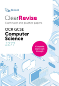 ClearRevise OCR GCSE Exam Tutor and Practice J277