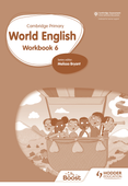 Cambridge Primary World English: Workbook Stage 6
