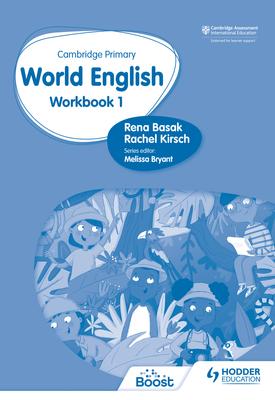 Cambridge Primary World English Workbook Stage 1 | Rachel Kirsch, Rena Basak | Hodder