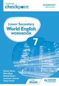 Cambridge Checkpoint Lower Secondary World English Workbook 7