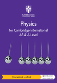 Cambridge International AS & A Level Physics Coursebook