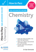 How to Pass SQA Advanced Higher Chemistry