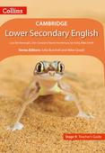 Collins Cambridge Lower Secondary English — Lower Secondary English Teacher's Guide: Stage 9