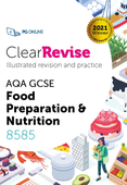 ClearRevise AQA GCSE Food Preparation and Nutrition 8585