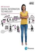 BTEC Tech Award Digital Information Technology Student Book
