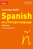 Cambridge IGCSE (TM) Spanish Workbook